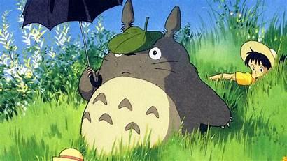 Anime Wallpapers Ap13 Totoro Pc Desktop Illustration