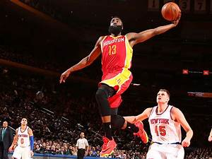 Houston Rockets v New York Knicks - INSCMagazine