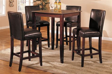 pub table with four chairs pub table with chairs uhuru furniture collectibles pub