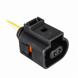 Electrical Harness 2 Pin Connector Plug Wiring For Vw Au
