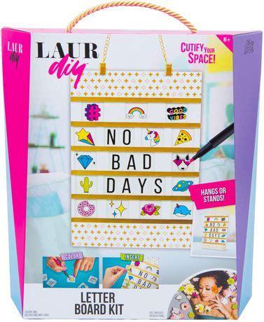 laurdiy letter board kit walmart canada