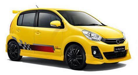 Gambar Mobil Daihatsu Sirion by Berita Mobil Terbaru Harga Di Rilis Spesifikasi Harga
