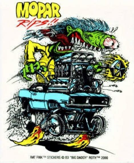 Rat Fink Pictures Wallpaper