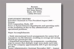 how to write a dynamic resume 7 steps with pictures With dynamic resume