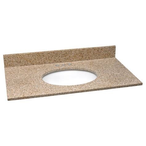 design house 552489 single bowl granite vanity top 37