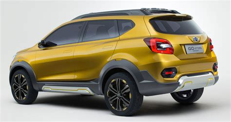 Datsun Cross Picture by Tokyo 2015 Datsun Go Cross Concept Unveiled Image 400055