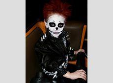 Ghost Rider DIY Costume He loved it! Halloween