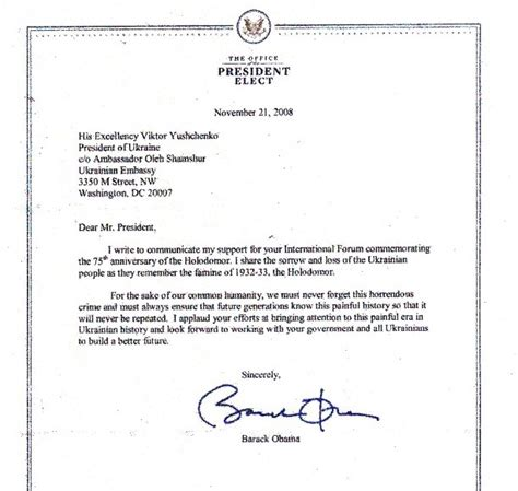 bush letter to obama bush letter to obama toothpick two former presidents 47566