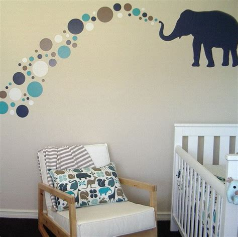 stickers elephant chambre bébé beautiful stickers turquoise chambre bebe contemporary