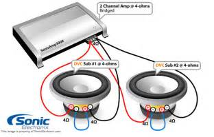 similiar 2 ohm sub wiring diagram keywords ohm subwoofer wiring 3 subs besides 2 ohm subwoofer wiring diagram