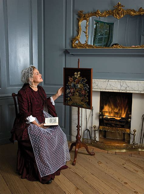 period homes interiors magazine stuff and nonsense the colonial williamsburg official