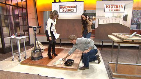 Here?s how to refinish your hardwood floor   TODAY.com