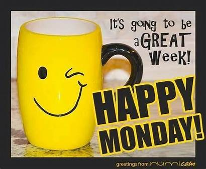 Monday Week Let Morning Quotes