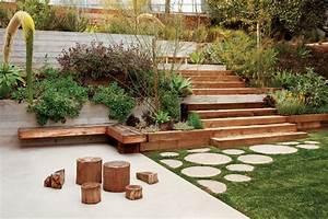 40 ideas of how to design exterior stairways With whirlpool garten mit baobab bonsai