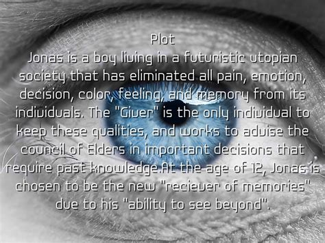 Utopian Quotes From The Giver