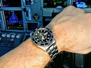 Orient, U0026quot, Desk, Diving, U0026quot, With, My, Ray, Ii, Watches