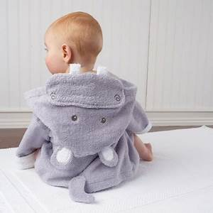 hug alot amus hooded hippo robe baby surprise gifts With peignoir fille 12 ans personnalis