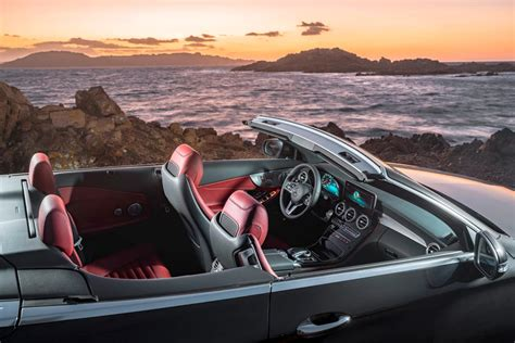 The new amg gt black series pushes this tradition to an unprecedented level of power and performance. 2021 Mercedes-Benz C-Class Convertible Price, Review ...