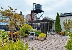 Un Jardin Sur Le Toit : un jardin sur le toit pourquoi pas astuces bricolage ~ Preciouscoupons.com Idées de Décoration
