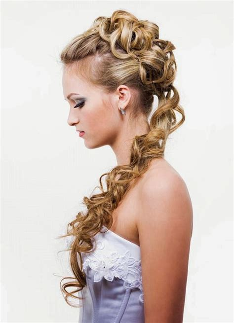 hairstyles  long hair wedding hair fashion style