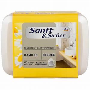 Box Für Feuchtes Toilettenpapier : sanft sicher feuchtes toilettenpapier deluxe kamille box ~ Eleganceandgraceweddings.com Haus und Dekorationen