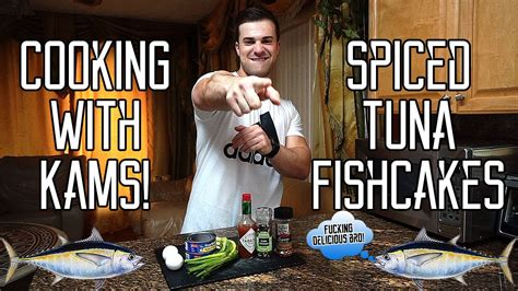 Of a can i sleep will supper in minutes. Cooking With Kams: 🐟Spiced Tuna Fishcakes🐟   Quick Bodybuilding Meal - YouTube
