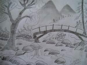 Landscape Sketch | DesiPainters.com