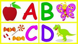 english alphabets for kids with pictures wwwpixshark With letters for kids