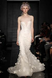 wedding dress reem acra bridal fall 2012 17 onewedcom With reem acra wedding dress