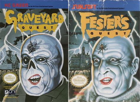 Comic Book Cover Parodies Nes Box Art Perfectly The Game