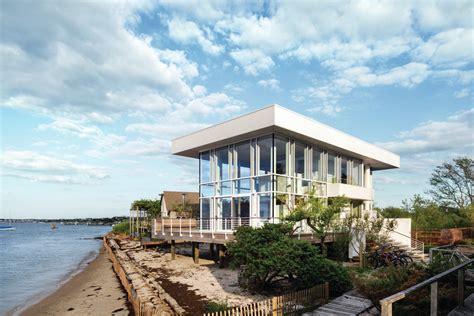 Fire Island House, Designed by Richard Meier & Partners ...
