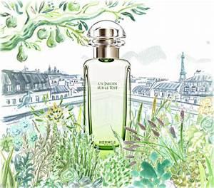 Un Jardin Sur Le Toit : hermes un jardin sur le toit perfume stylefrizz ~ Preciouscoupons.com Idées de Décoration