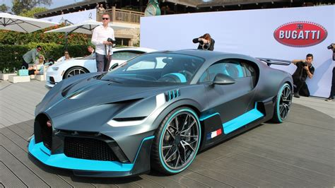 What Is Bugatti by The 2019 Bugatti Divo Is The Chiron That Zigs Roadshow