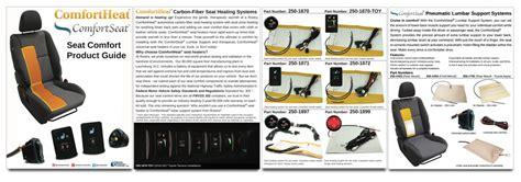 car truck  suv automotive carbon fiber seat heaters