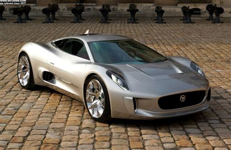 Jaguar Hybrid C-x75, The Gem Of Jaguar Cars And Williams F1