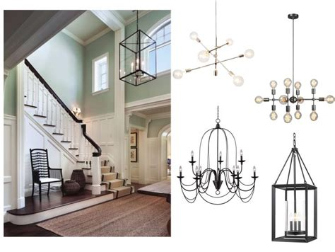 Chandelier For Two Story Foyer by Best 25 Two Story Foyer Ideas On 2 Story