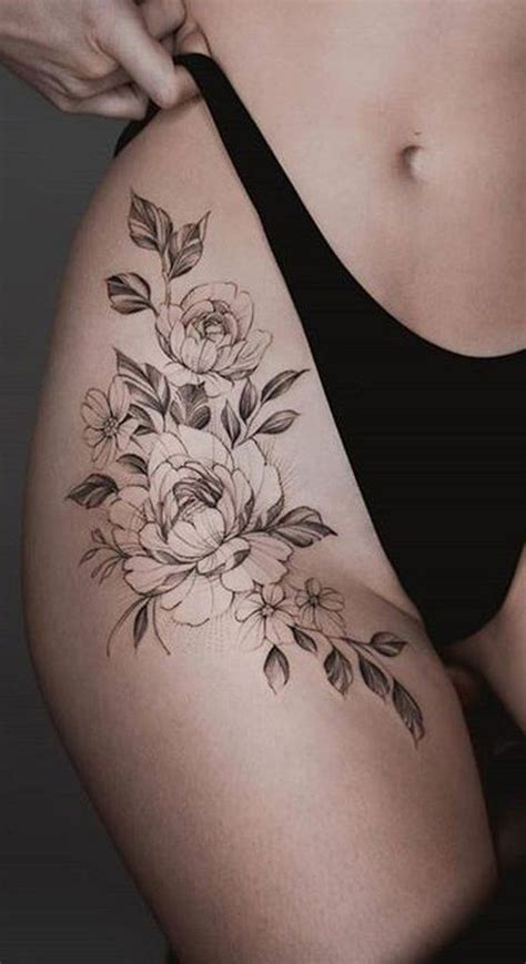women tattoo  trending thigh tattoo ideas tattooviralcom  number  source