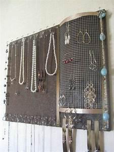 Comment Ranger Ses Bijoux : comment ranger ses bijoux bijoux porte bijoux id e pour ranger ses bijoux et pr sentoir ~ Dode.kayakingforconservation.com Idées de Décoration