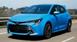 2019 Toyota Corolla Hatchback Starts Just Under  20k