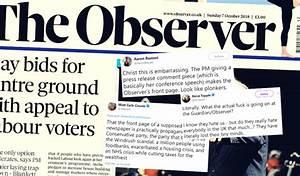 Alt-left attack on Observer part of populist strategy ...