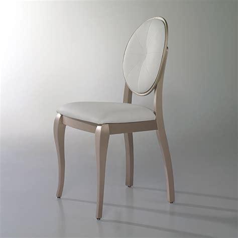 chaise cristal chaises médaillon cristal à personnaliser lot de 2