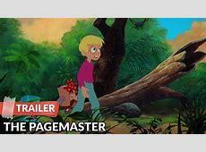The Pagemaster 1994 Trailer Macaulay Culkin