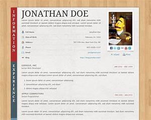pin fancy resume templates free on pinterest With fancy resume templates