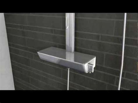 hansgrohe raindance select 420 душевая система hansgrohe raindance select установка и подключение