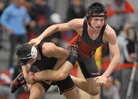wrestling notes barrington libertyville lead sectional