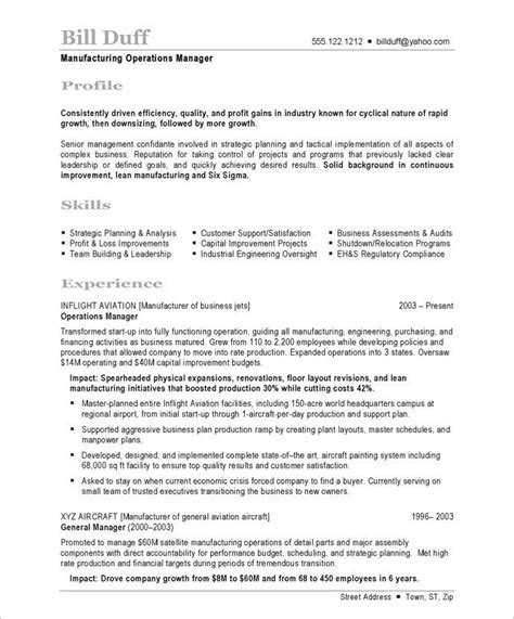 profit resume samples images  pinterest