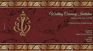 Free online wedding india invitation for Online indian e wedding invitations