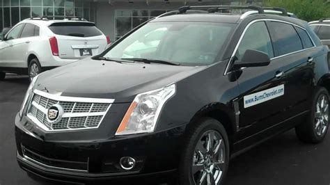 2012 Cadillac Srx Black Performance Collection For Sale
