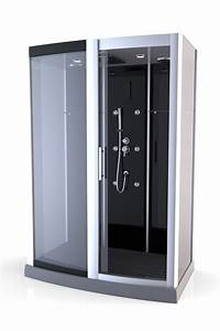 Cabine De Douche Rectangulaire : cabine de douche rectangulaire premium xxl 85x140cm aurlane ~ Melissatoandfro.com Idées de Décoration