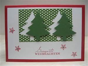 Weihnachtskarten Selber Basteln Anleitung : ingeborgs bastelecke nun wird es langsam zeit ~ Yasmunasinghe.com Haus und Dekorationen